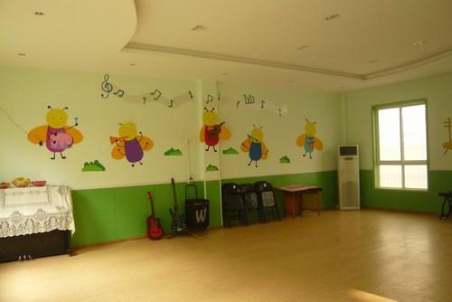 湖北荆州新加坡城国际幼儿园环境创设展示